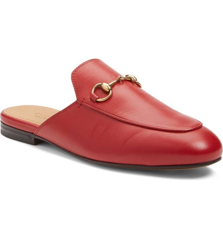 17abf2941d7 Gucci Princetown Loafer Mule. Share This Link