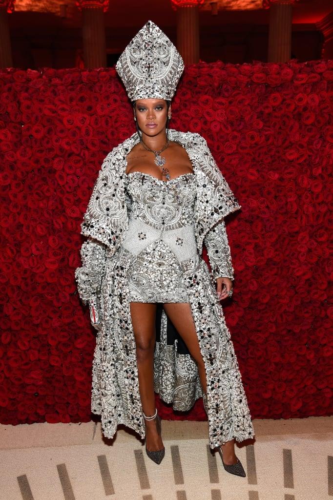 Rihanna Margiela Met Gala Dress 2018
