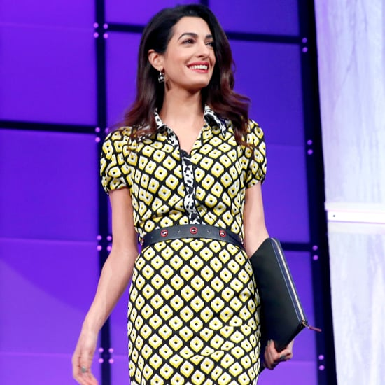 Amal Clooney Style 2018