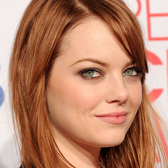 Emma Stone at the 2012 People's Choice Awards