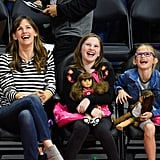 Jennifer Garner and Violet Affleck Have an Adorable Bonding Date