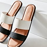 Urban Outfitters Multi-Strap Slide