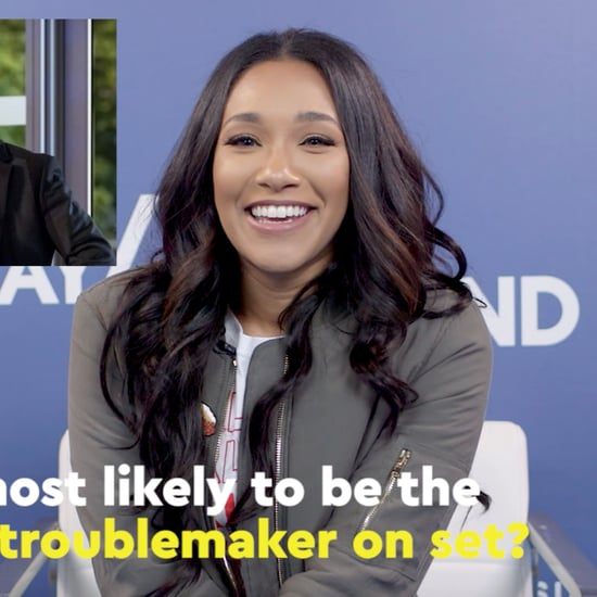 "The Flash Star Candice Patton Plays ""Who's Most Likely To"""