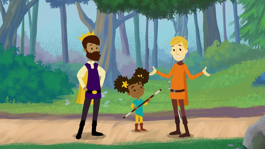 TV Shows For Kids With Diverse Casts