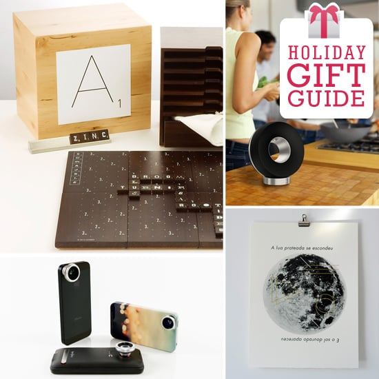Best Gifts For Geeks 2012