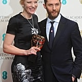 Cate Blanchett and Tom Hardy, 2014