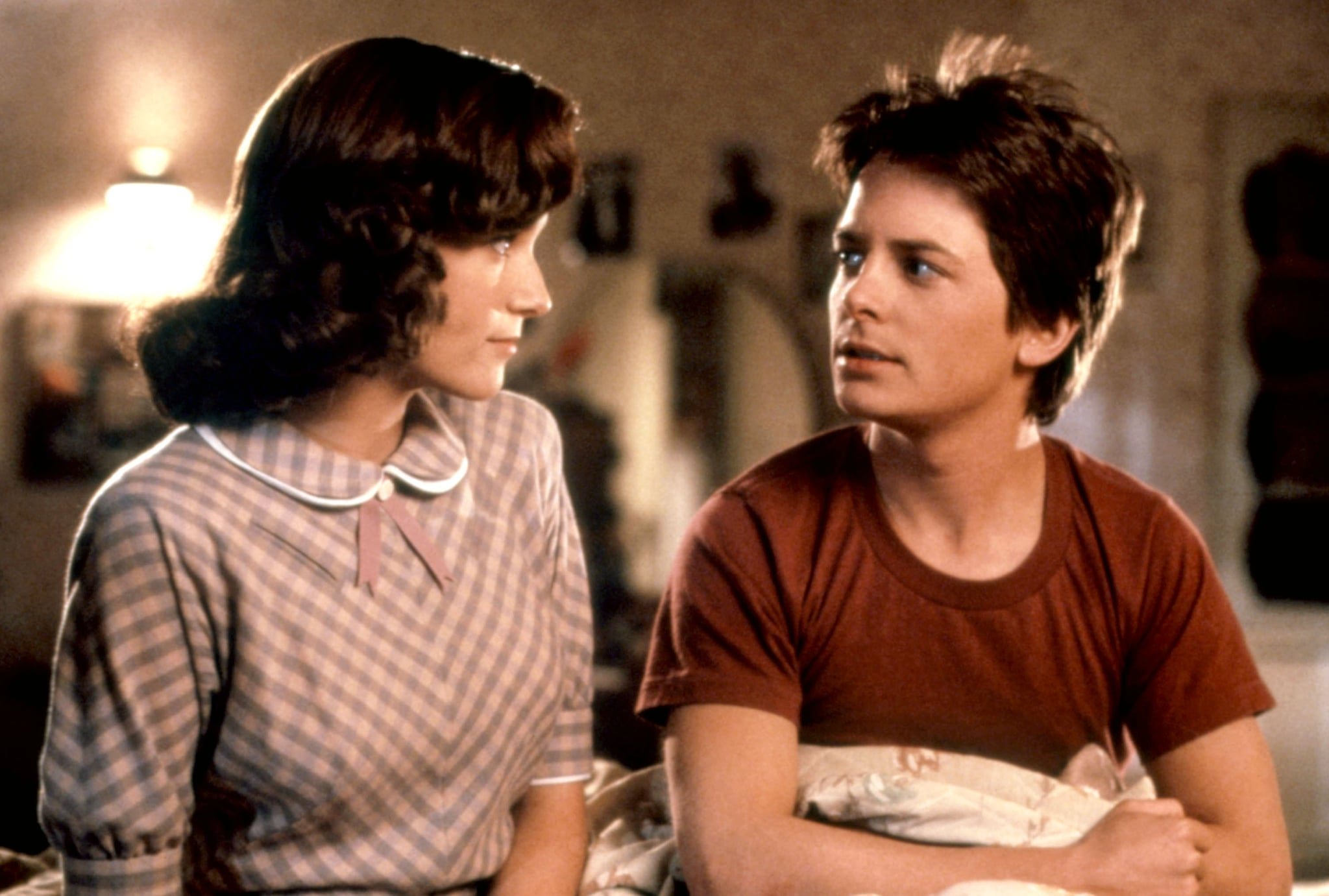 BACK TO THE FUTURE, Lea Thompson, Michael J. Fox, 1985, (c)Universal/courtesy Everett Collection