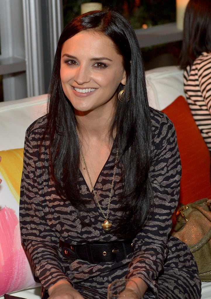 Rachael Leigh Cook hung out at the Condé Nast Traveler Hot List Party in LA.