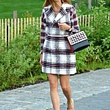Make Your Mark by Layering 2 Plaid Pieces