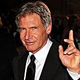 45. Harrison Ford
