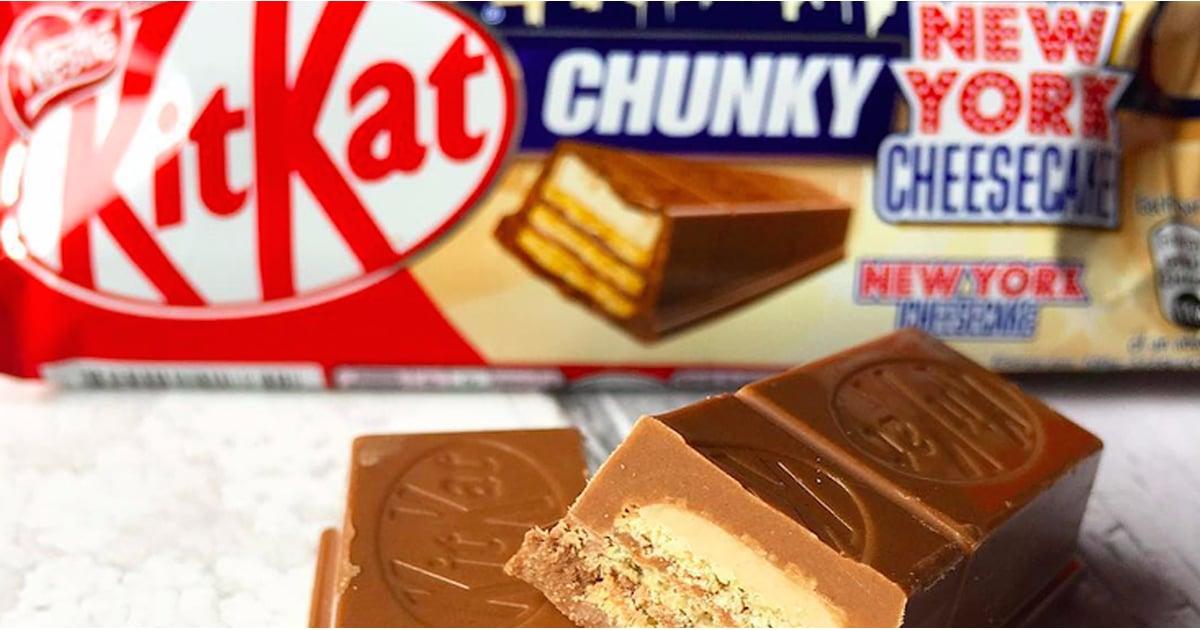 New York Cheesecake Kit Kat Chunky Popsugar Uk Food