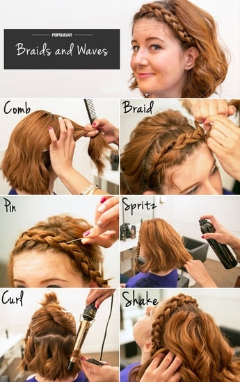 How to Do a Headband Braid: Tutorial