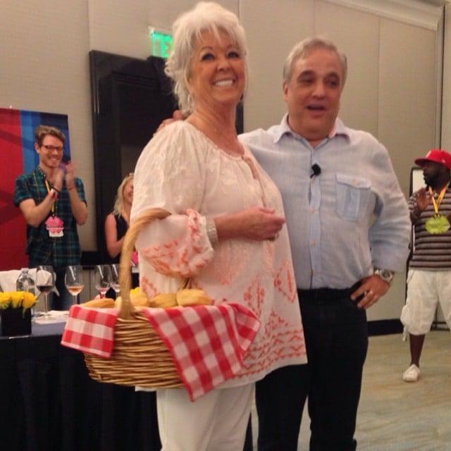 Paula Deen's Return