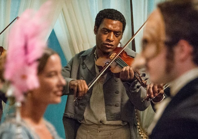 Buzziest Award Season Frontrunner: 12 Years a Slave