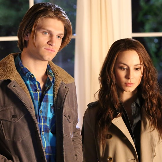 Keegan Allen's Love Letter to Troian Bellisario on Instagram