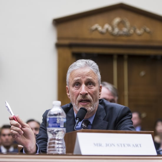 Jon Stewart's Speech to Congress About 9/11 First Responders