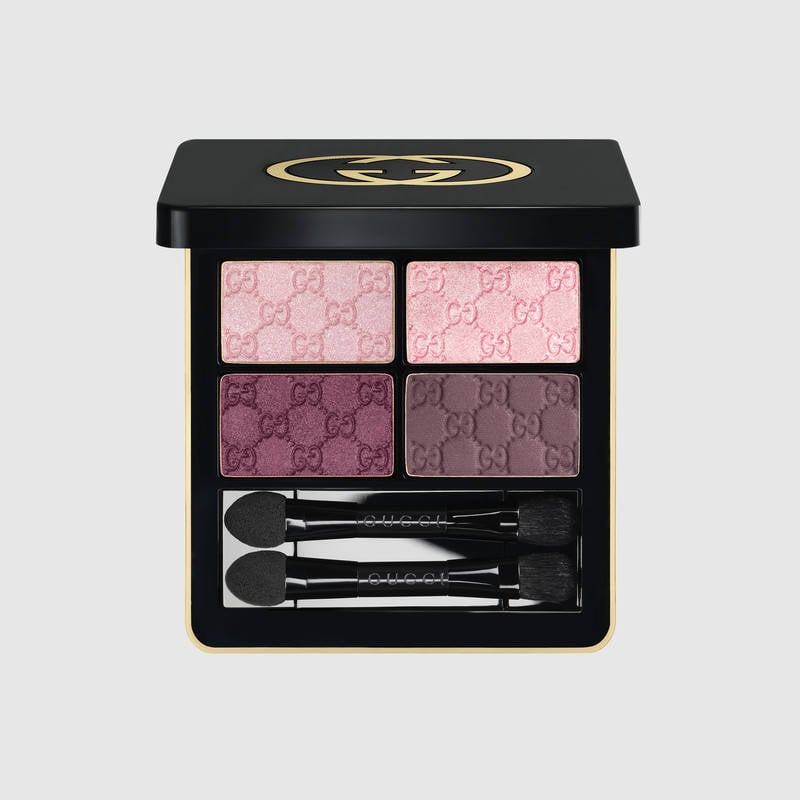 Gucci Magnetic Color Shadow Quad in Pink Flamingo