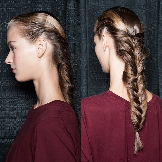 Get The Showstopping Braid From Suno's Spring 2015 Runway