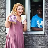 High School Senior Photos at McDonald's