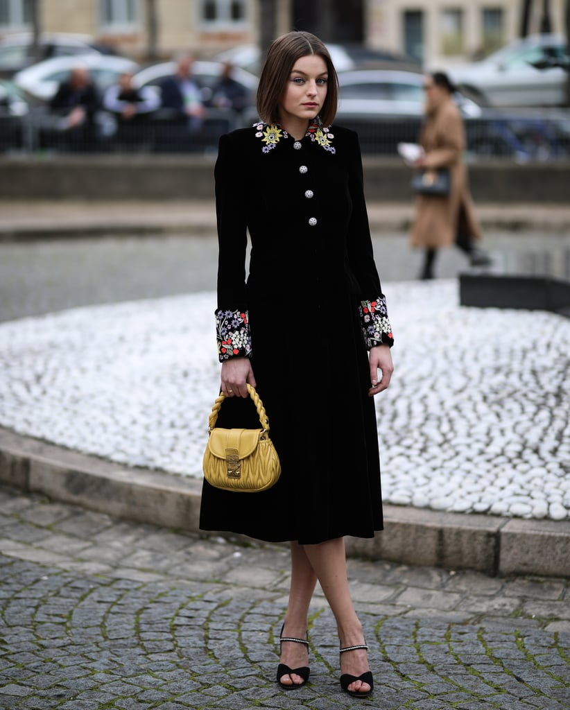 Emma Corrin's Best Style Moments