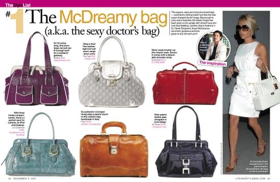 Doctor Doctor! I Need a Handbag Fix!