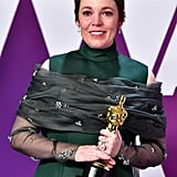 Pictured: Olivia Colman