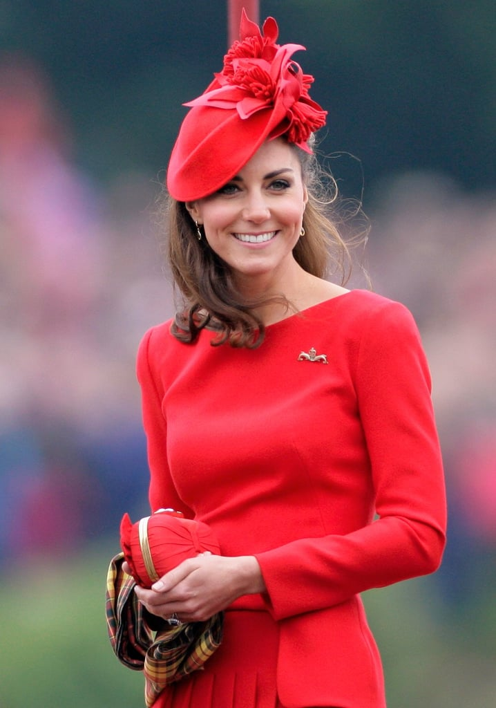 Why Kate Middleton Always Wears a Clutch