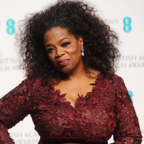 Oprah to Receive Cecil B. DeMille Award at the Golden Globes