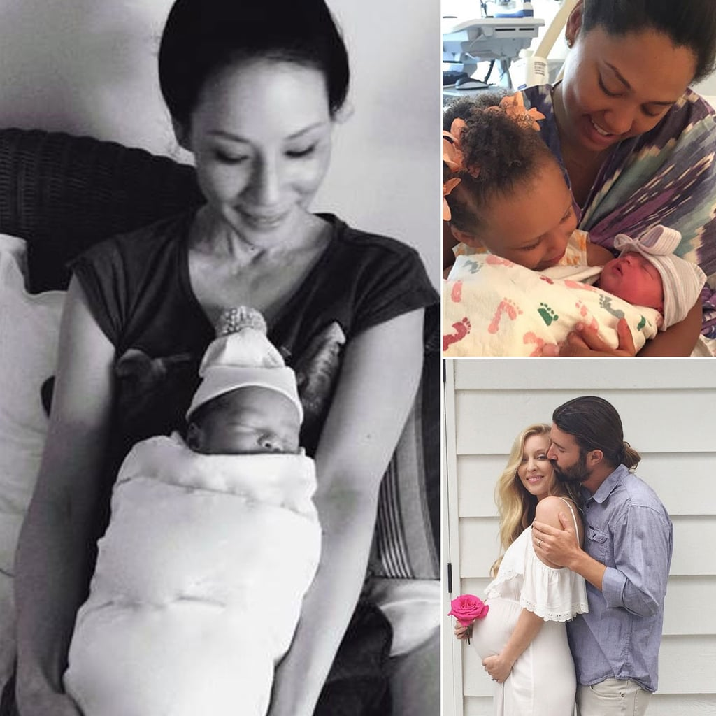 Celebrity Babies Born in the Summer of 2015