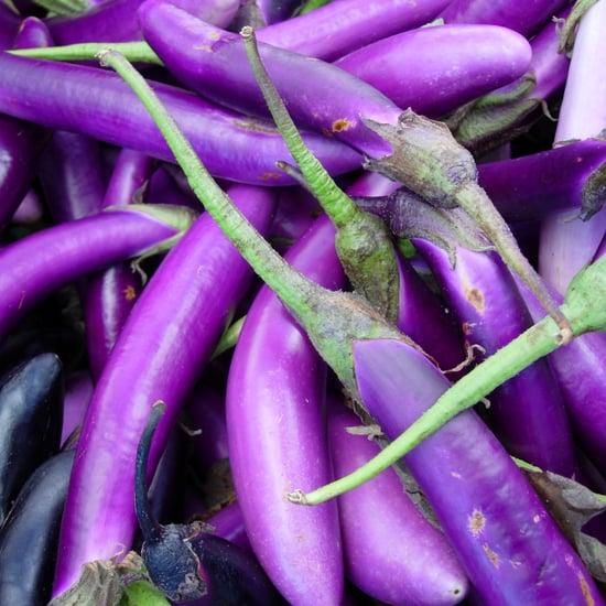In Season: Japanese Eggplant