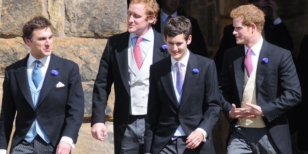 Royal Wedding Pictures: Prince William & Harry, Chelsy Davy