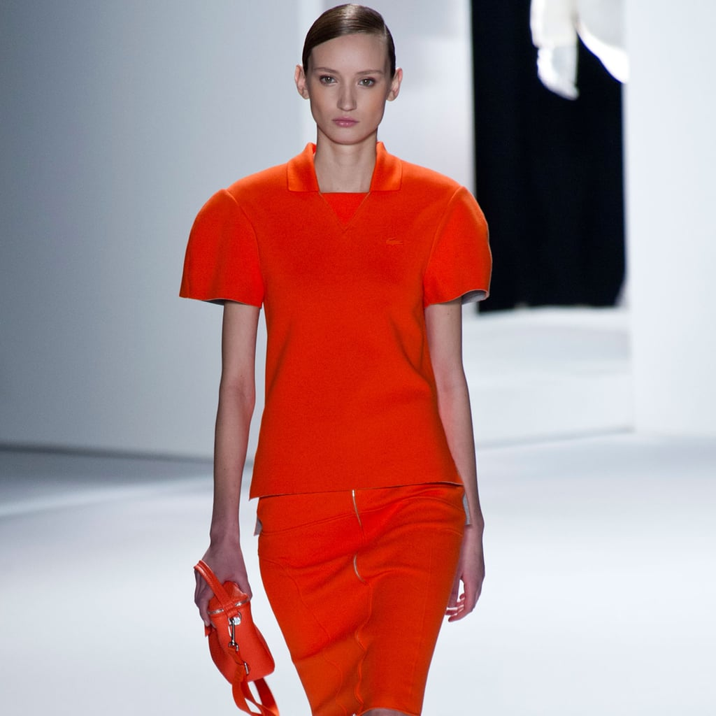 Lacoste Review   Fashion Week Fall 2013