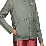 Nike Essential Water Repellent Hooded Rain Jacket