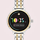 Kate Spade New York Two-Tone Stainless Steel Scallop Smartwatch 2