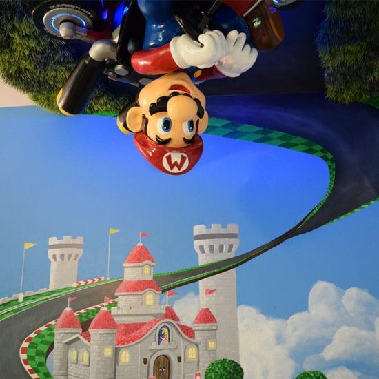 Mario Kart 8 Nursery Geeksmithing