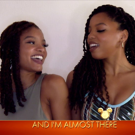 Watch Chloe x Halle and Anika Noni Rose's Disney Performance