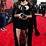 Jonathan Van Ness 2019 MTV VMAs Cape Outfit