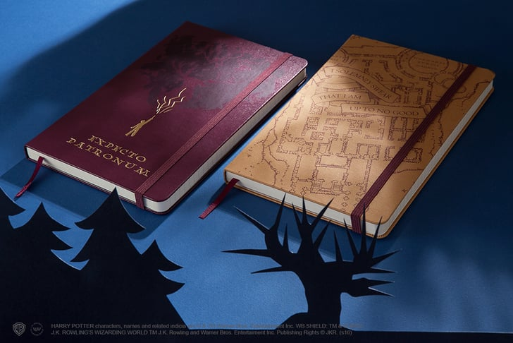Harry Potter Limited Edition Moleskine Notebook Set ($25)