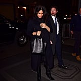 Meghan Markle and Serena Williams Get Dinner in NYC 2019