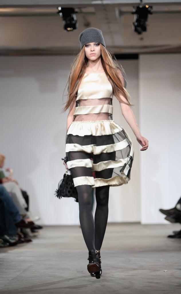 London Fashion Week: Luella Fall 2009