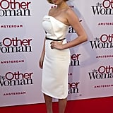 Kate Upton at the Amsterdam Premiere of The Other Woman
