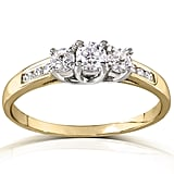 Kobelli Jewelry 3-Stone Engagement Ring
