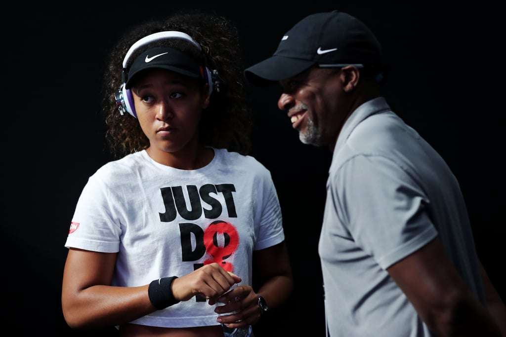 She Was First Coached by Her Dad
