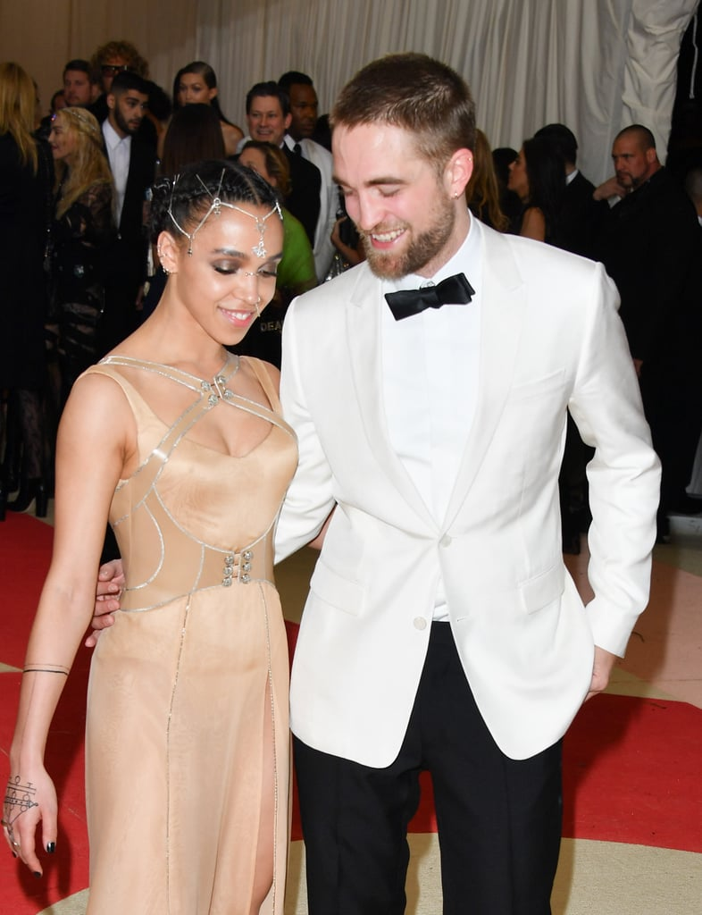 Survivors emotional is robert pattinson really dating fka twigs