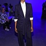 Kat Graham at the Prabal Gurung New York Fashion Week Show