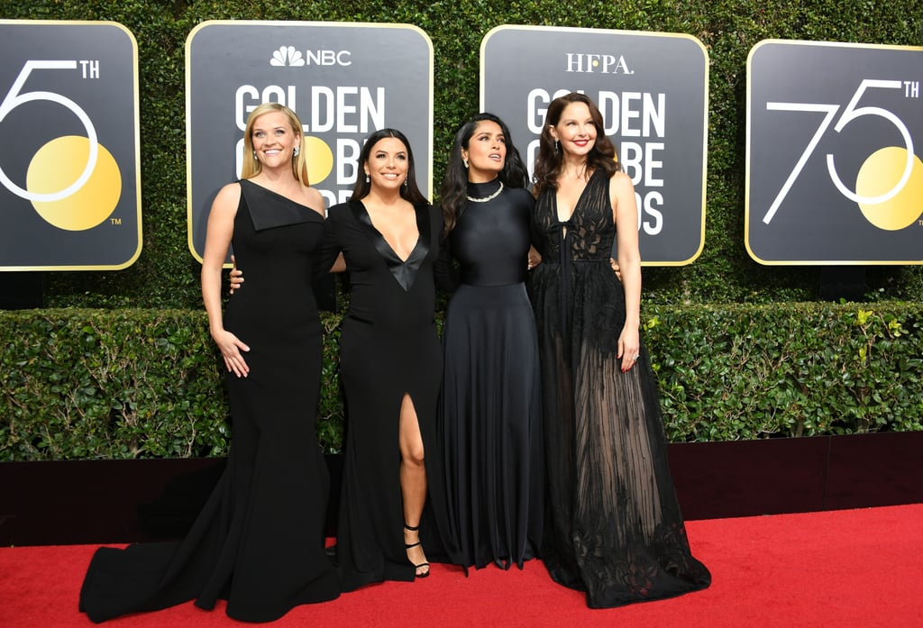 Every Single Dress on This Year's Golden Globes Red Carpet Will Go Down in History