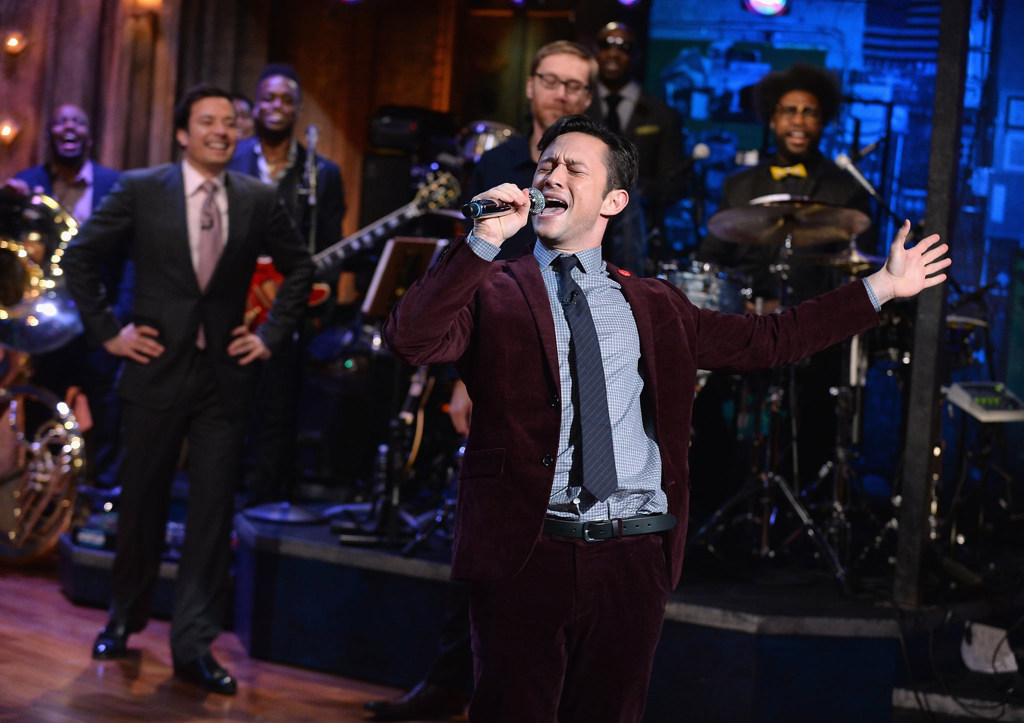 His Lip-Sync Battle on Late Night With Jimmy Fallon Was a Win