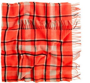 Nothing says classic Winter style like this J.Crew Wool Plaid Scarf ($68).