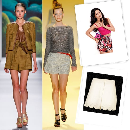 Best Summer Shorts: High-Waist Shorts to Shop