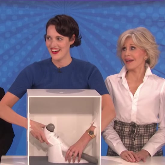 "Phoebe Waller-Bridge Plays ""Guess What's Vibrating"" Video"